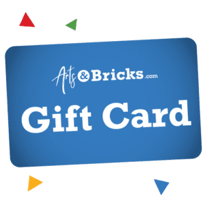Gift card to artsandbricks.com