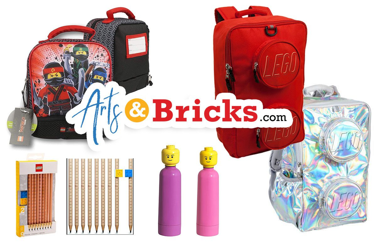 Back to School – LEGO style