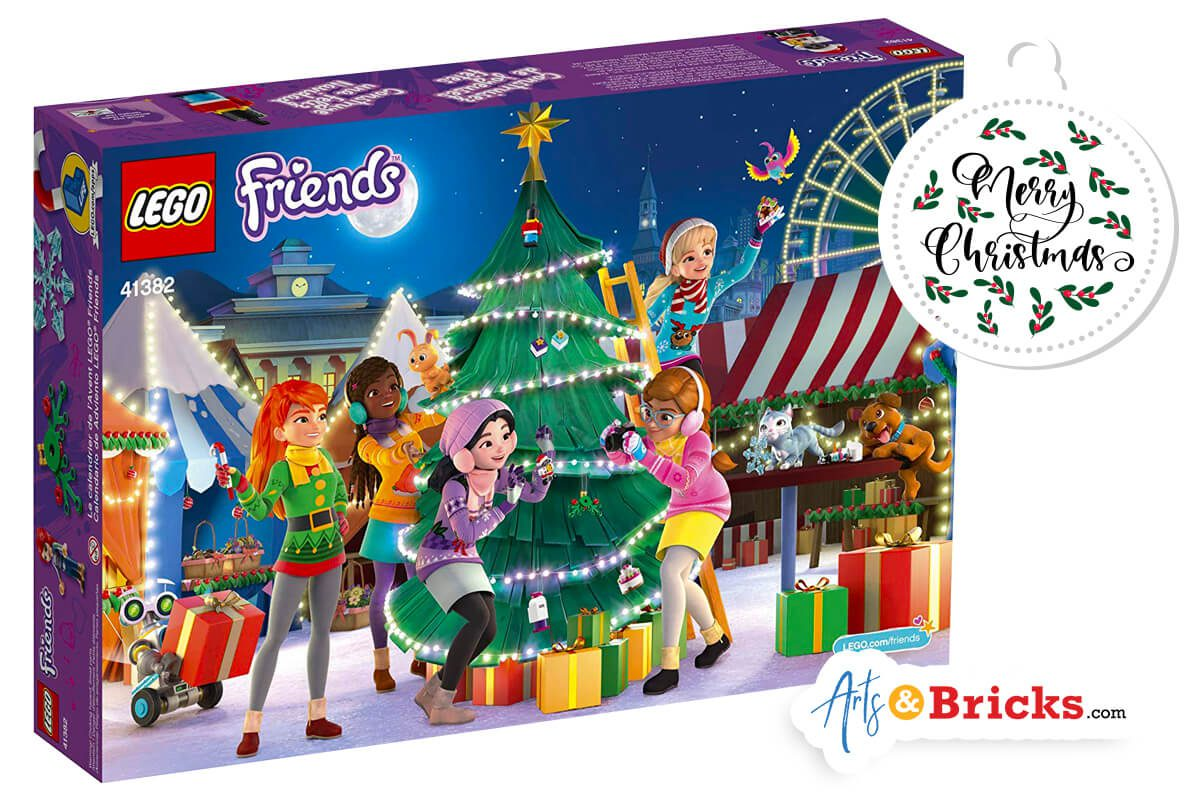 LEGO Friends Advent Calendar (2019)