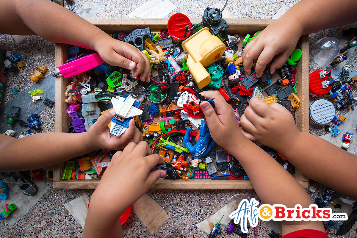Retail LEGO stores near you - sell, buy and trade