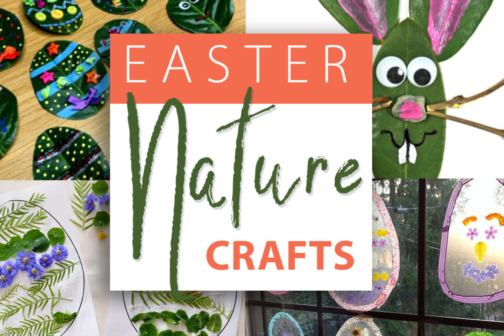 Easter Nature Crafts