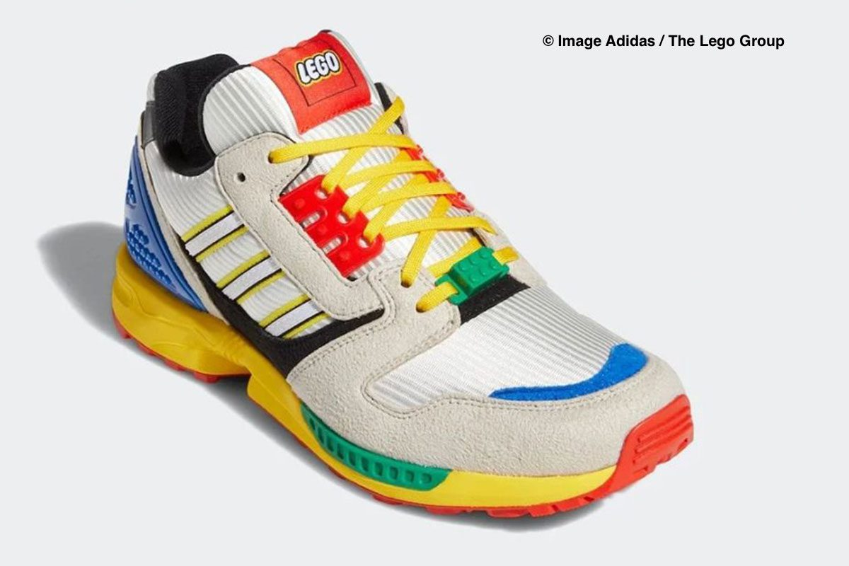 Adidas Lego Branded Shoes