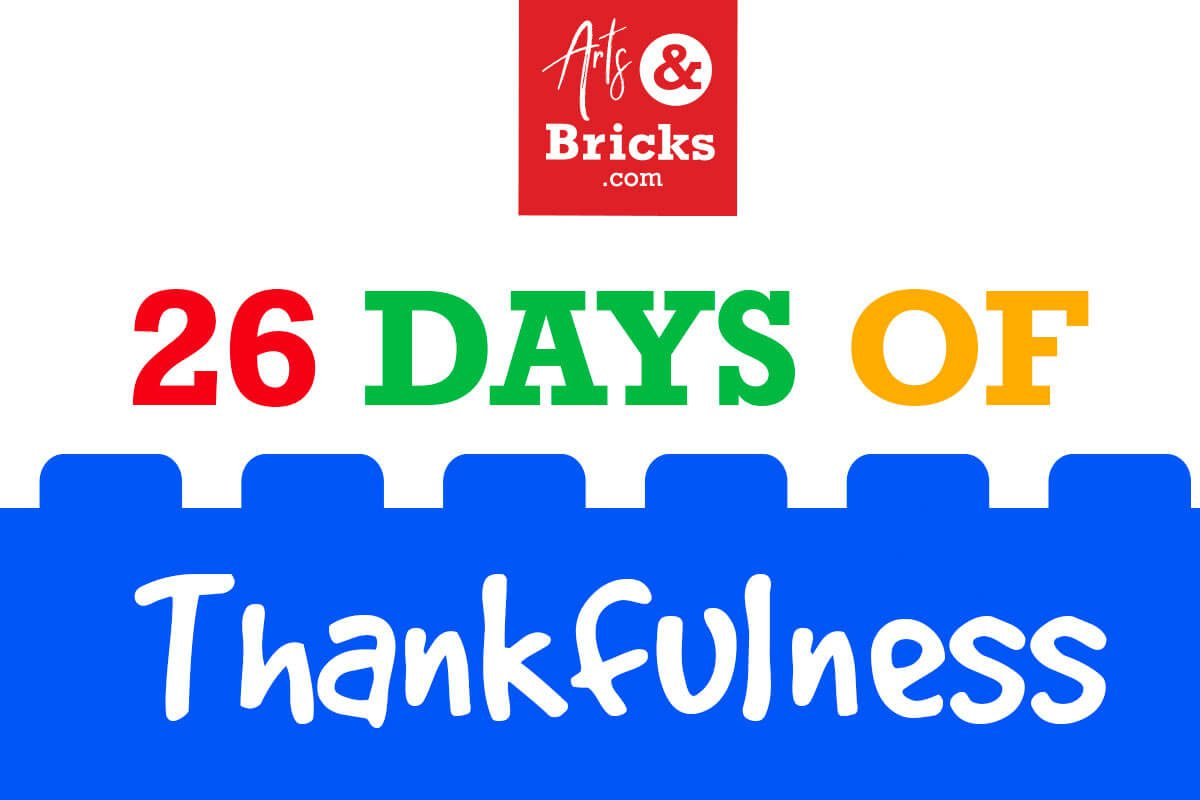 26 Days of Thankfulness