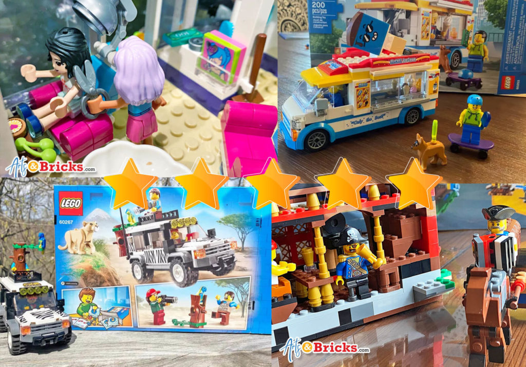 Choose from favorite LEGO sets for kids in 2021 - kid-reviewed. Get a unique perspective on which LEGO set is best for your kiddo by reading our kid-reviews of the best LEGO SETS. We'll help you narrow down which LEGO set to purchase.