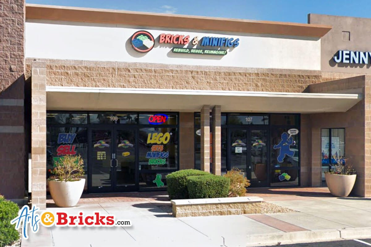 Bricks and Minifigs U.S. Franchises
