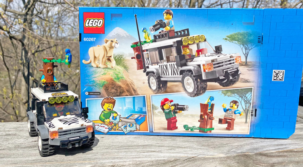 Explore our favorite LEGO sets for kids ages 5 to 12 available for purchase in 2021. Our kids have built these sets and adamantly recommend them! --> Kid review of LEGO set 60267: Safari Off-Roader